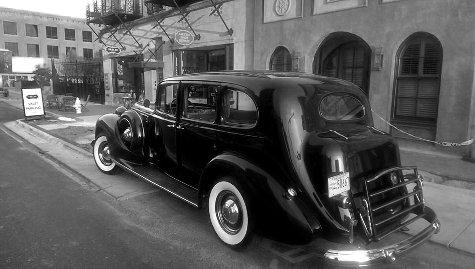 Coats Classic Cars Vintage Limousine Service - Western Carolinas