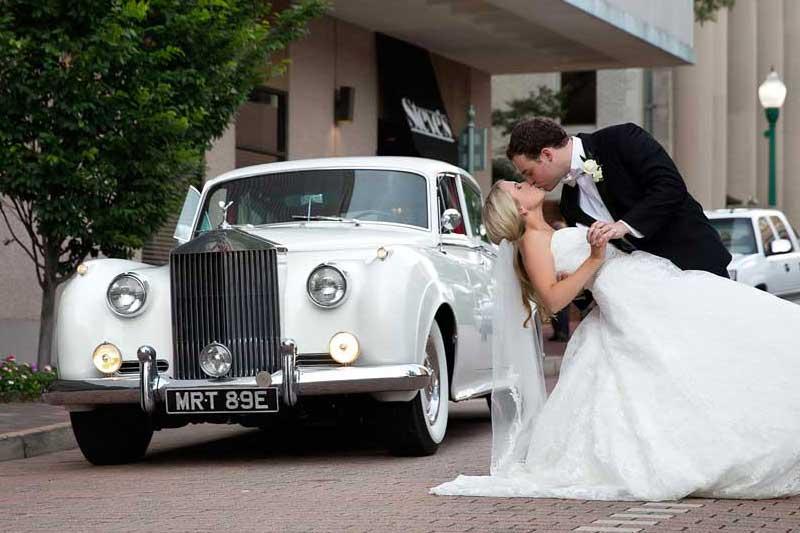 Scarlett 1961 Rolls Royce
